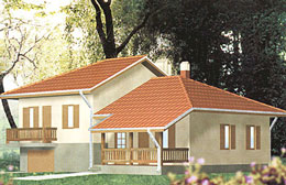 Montažne kuće Ivanjica Tip 101