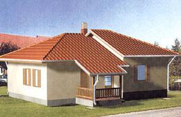 Montažne kuće Ivanjica Tip 81