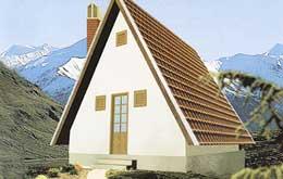 Montažne kuće Ivanjica Tip Golija 40-1