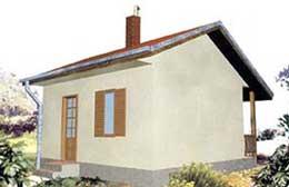 Montažne kuće Ivanjica Tip 30-1