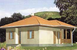 Montažne kuće Ivanjica Tip 59