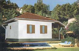 Montažne kuće Ivanjica Tip 66-1