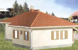 Montažne kuće Ivanjica Tip 81-1