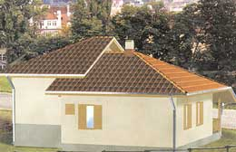 Montažne kuće Ivanjica Tip 86-1