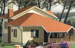 Montažne kuće Ivanjica Tip 110-1