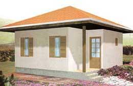 Montažne kuće Ivanjica Tip 35