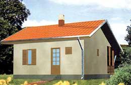 Montažne kuće Ivanjica Tip 44b-1