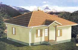 Montažne kuće Ivanjica Tip 68-1