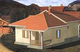 Montažne kuće Ivanjica Tip 68